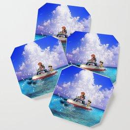 Boat Ride Coaster