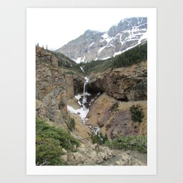 WATERTON4 Art Print