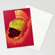 Martian Artifact Stationery Cards