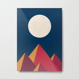 The great pyramids Metal Print