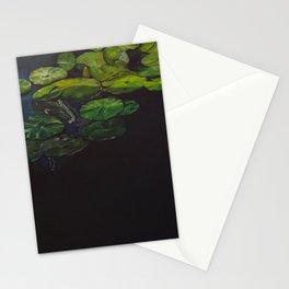 Water meditation III Stationery Cards