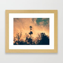 Above All Others Framed Art Print
