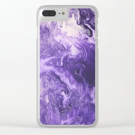 Jeni 3 Clear iPhone Case