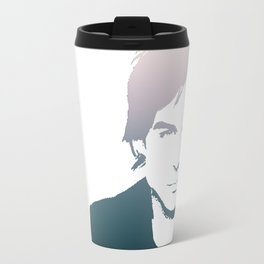 Ian Somerhalder, so cute Travel Mug
