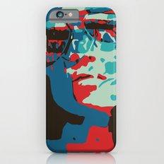 Portrait in Red iPhone 6s Slim Case
