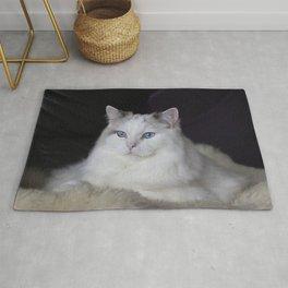 Ragdoll Cat Her Majesty Rug