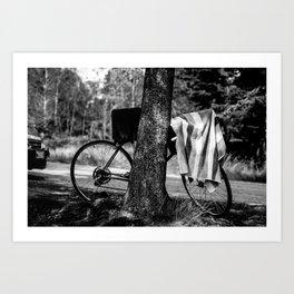 Vinylhaven Transportation Art Print