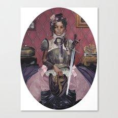 Johanne Canvas Print