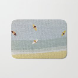 surfing Bath Mat