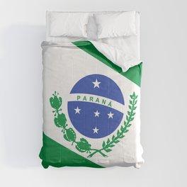 flag of Parana Comforters