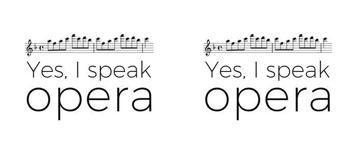 I speak opera (soprano) Coffee Mug