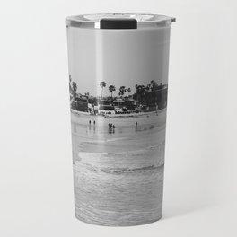 Wavy Day at Pacific Beach Travel Mug