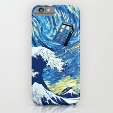 Tardis Great Wave iPhone 6s Slim Case