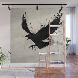 Raven Wall Mural