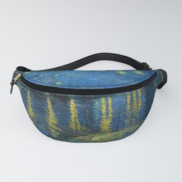 Starry Night Over The Rhone Fanny Pack