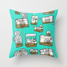 My Lover Throw Pillow