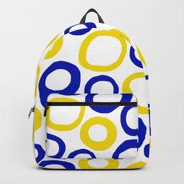 Calamari Hoops 01 Backpack