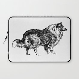 The Collie Laptop Sleeve