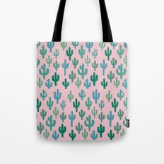 Candy Cactus Tote Bag