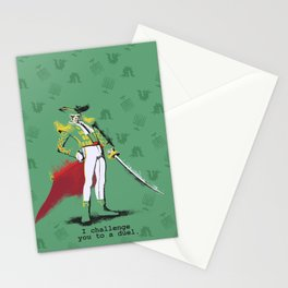 Shin Megami Tensei - Fiend Matador Stationery Cards
