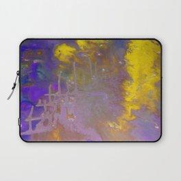 Blue & Yellow Laptop Sleeve
