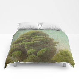 Fluffy Tree Comforters