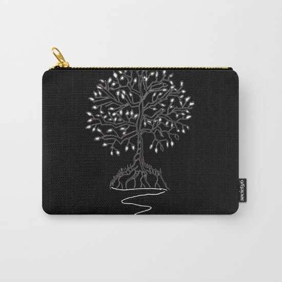 Tree of Life Light Carry-All Pouch