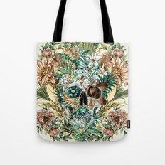 Skull IV Tote Bag