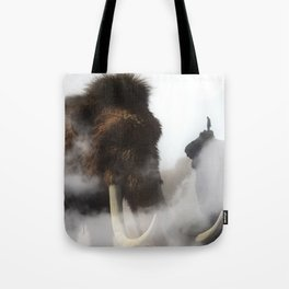 The Giant Mammoth by GEN Z Tote Bag