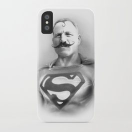 SuperbMan! iPhone Case