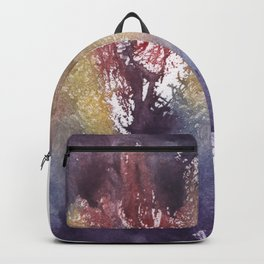 Verronica's Vulva Print No.2 Backpack