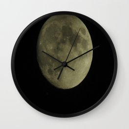 Baldwins Mills  Wall Clock