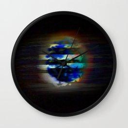 M00n Wall Clock