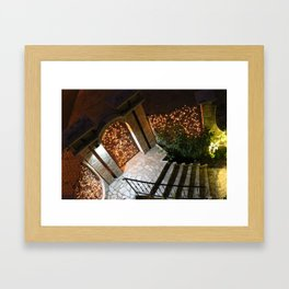 Doorway Framed Art Print