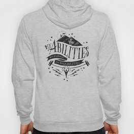 My Abilities Outweigh My Disabilities Hoody