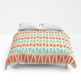 Tee Pee Retro Juice Comforters