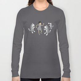 Dances With Wolves Long Sleeve T-shirt