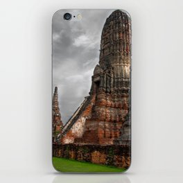 Wat Chaiwatthanaram iPhone Skin