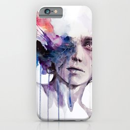 l'assenza iPhone Case