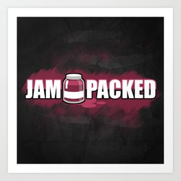 JamPacked Art Print