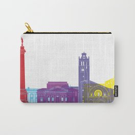 Toulouse skyline pop Carry-All Pouch