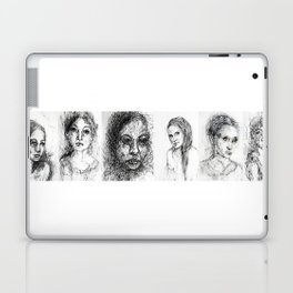 women Laptop & iPad Skin
