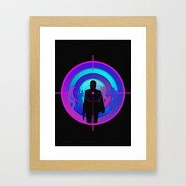 John Wick New Chapter Framed Art Print