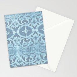 San Lorenzo Blue Stationery Cards