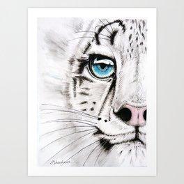 Irbis Art Print