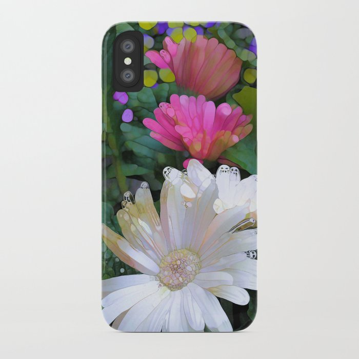 Come into the Garden Fred iPhone Case