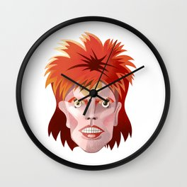 Starman Wall Clock