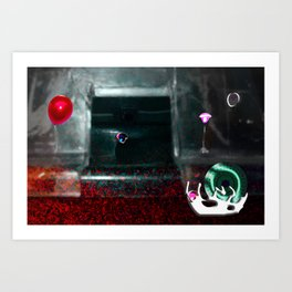 n254x71pek Art Print