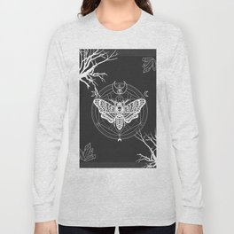 Witch Craft White Long Sleeve T-shirt