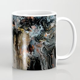 Metallic Explosions Coffee Mug